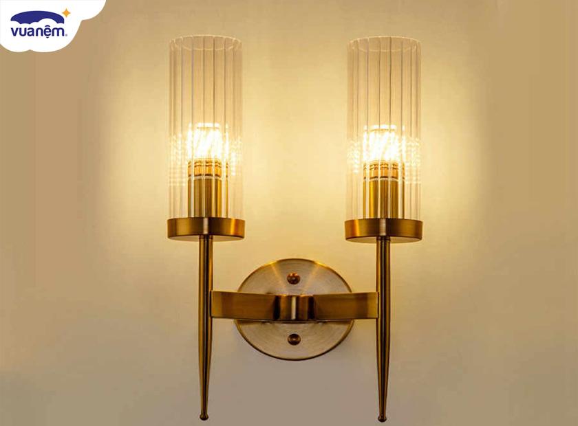 Các mẫu đèn ngủ treo tường được lựa chọn nhiều nhất hiện nay