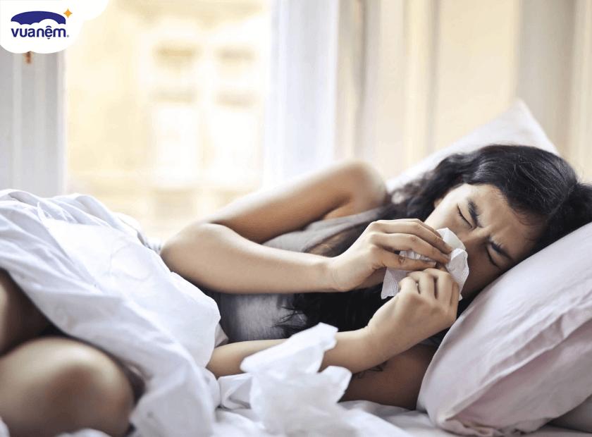 Những mẹo ngủ ngon khi bị hen suyễn hiệu quả, đơn giản tại nhà