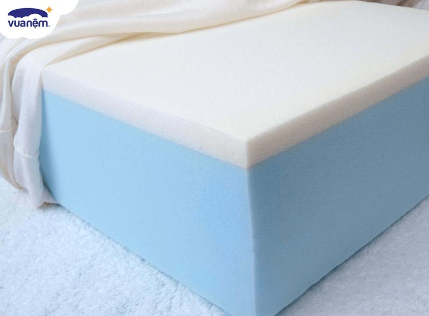 so sánh nệm foam và nệm memory foam