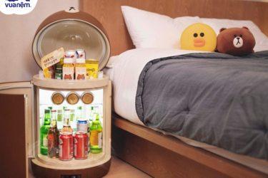 Giải đáp thắc mắc: Có nên đặt tủ lạnh trong phòng ngủ không?