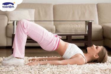 """Tổng hợp các bài tập giảm mỡ bụng trước khi ngủ cho """"eo thon dáng đẹp"""""""
