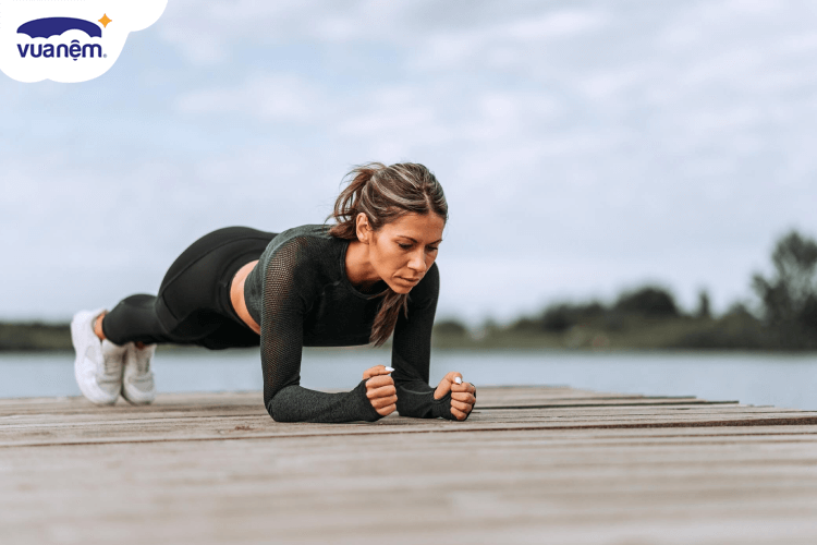 Hướng dẫn tập plank