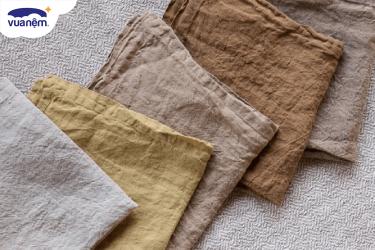 Tất tần tật những điều bạn nên biết về vải linen