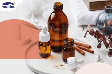 Tinh dầu quế - Món quà cho sức khỏe từ thiên nhiên