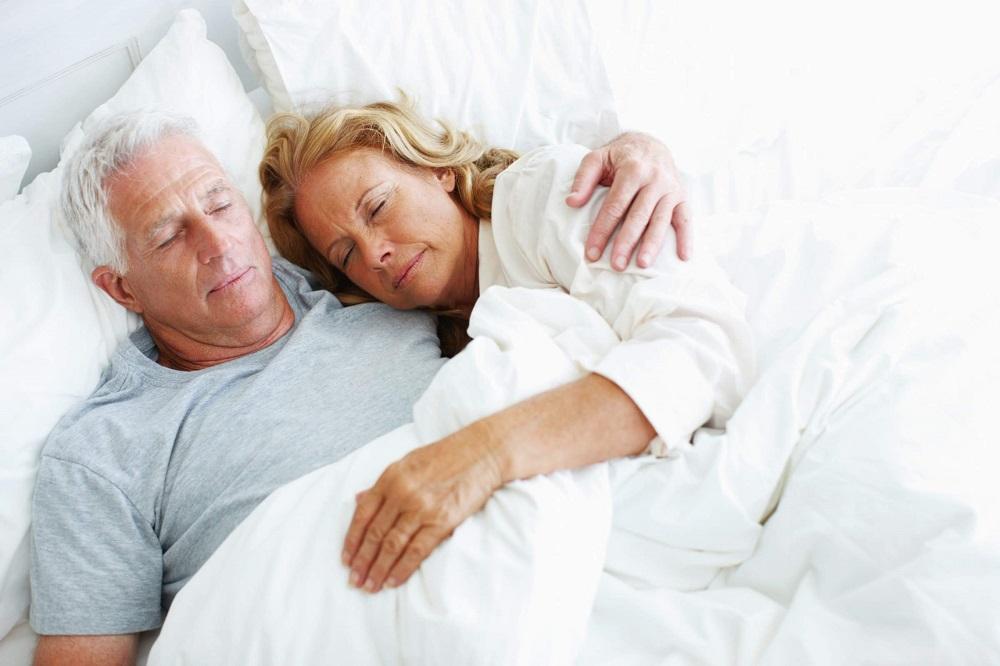 Giấc ngủ ngon ở người cao tuổi