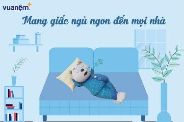 Vua Nệm: Người bạn đồng hành cho những giấc ngủ ngon