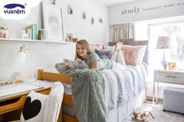 Làm thế nào để ngủ ngon ở KTX? 5 bí kíp hữu ích cho mọi sinh viên