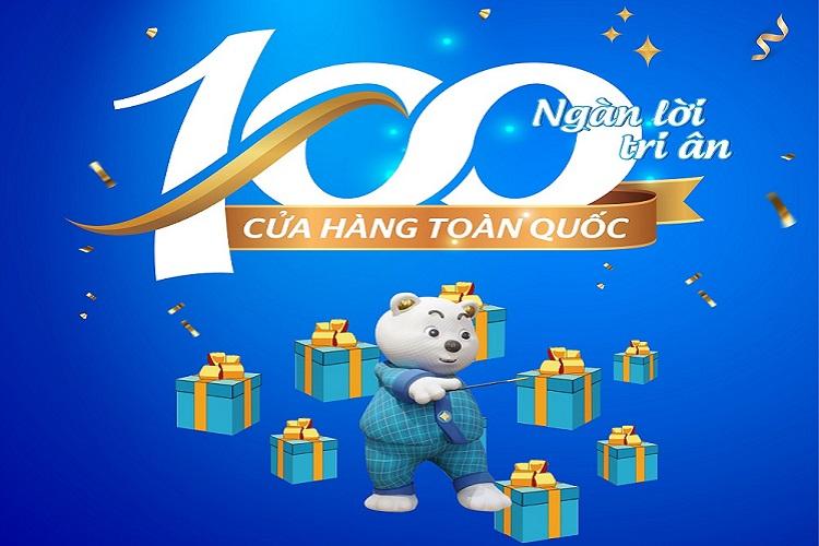 Vua Nệm chào đón cửa hàng 100 trên toàn quốc
