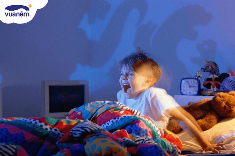 cách ngủ ngon không gặp ác mộng