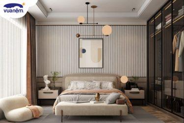Những mẫu thiết kế phòng ngủ cao cấp được ưa chuộng nhất hiện nay