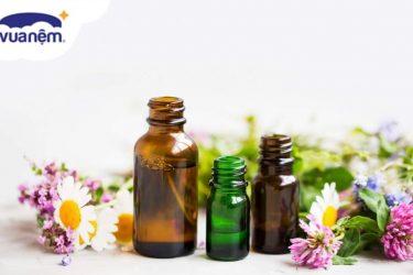 Tinh dầu xông phòng: những lợi ích bất ngờ khi sử dụng