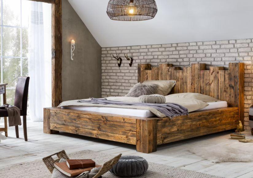 chọn giường gỗ 1m8 2m