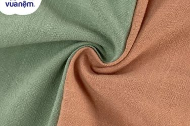 Vải cotton pha là gì? Sự khác biệt giữa vải cotton 100% và cotton pha