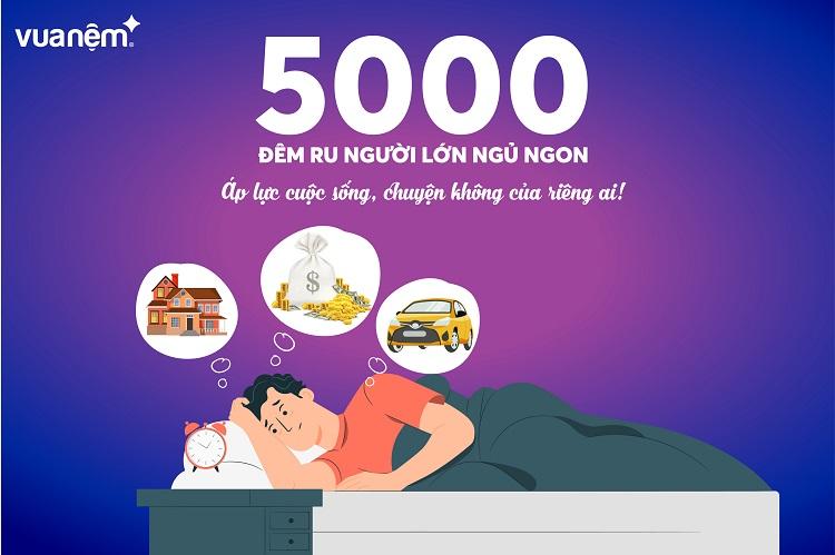 5000 đêm ru người lớn ngủ ngon