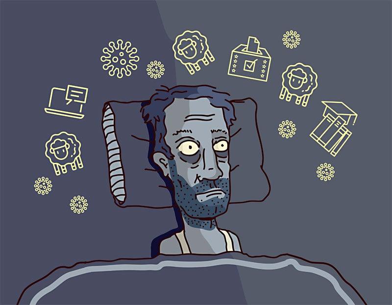 không ngủ 72 tiếng