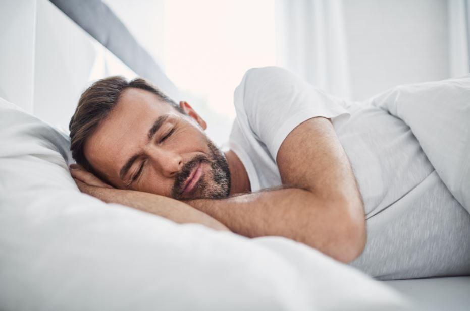 người ngủ ít